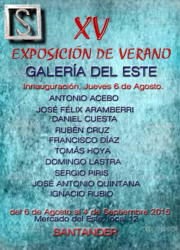 EXPOSICON DE VERANO