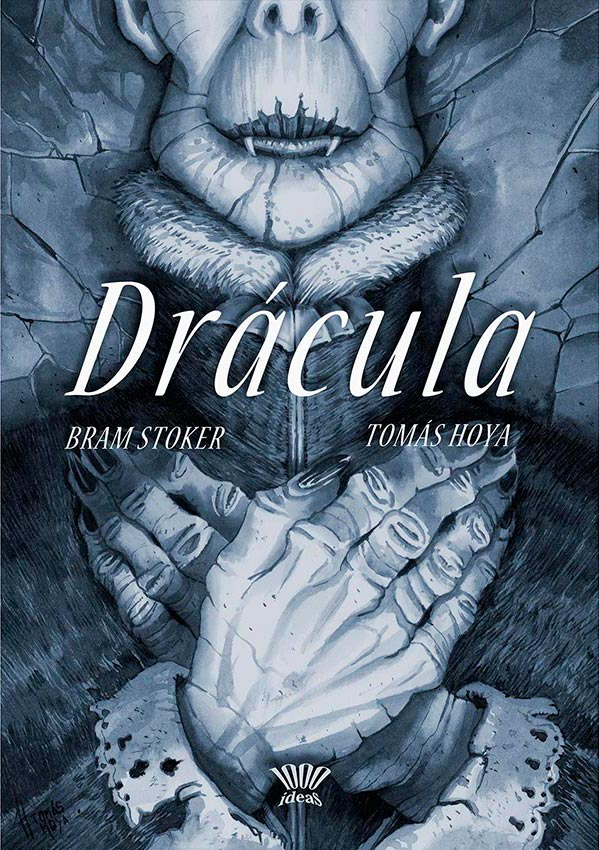 Drácula, portada